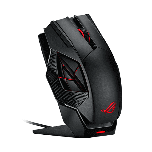 Asus Rog Spatha L701 Wired + Wireless Mouse