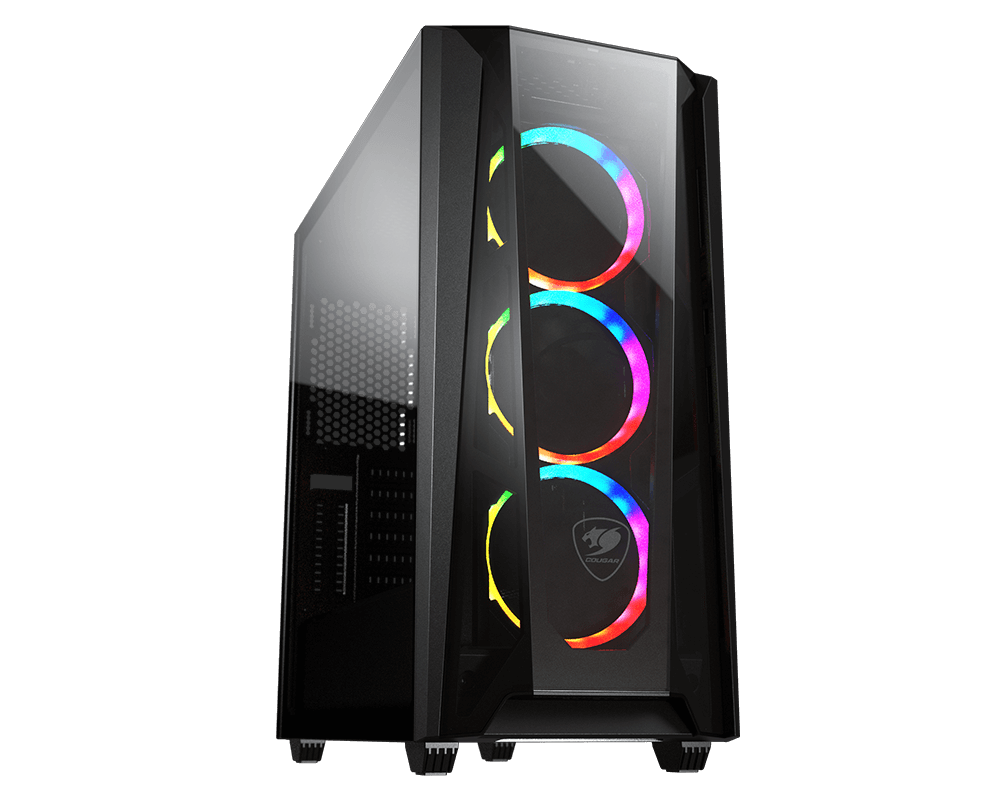 Cougar MX660-T RGB ATX Mid Tower Gaming Case