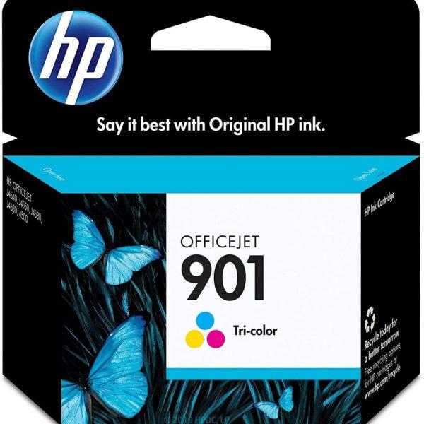 HP Cartridge 901 Color