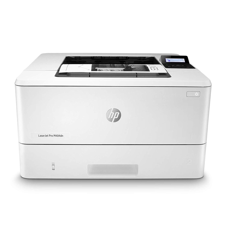 HP Laserjet Pro M404DN Black Printer