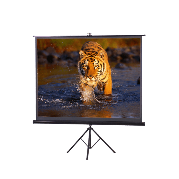 Hashmo 8'X6' Tripod With Stand Projector Screen