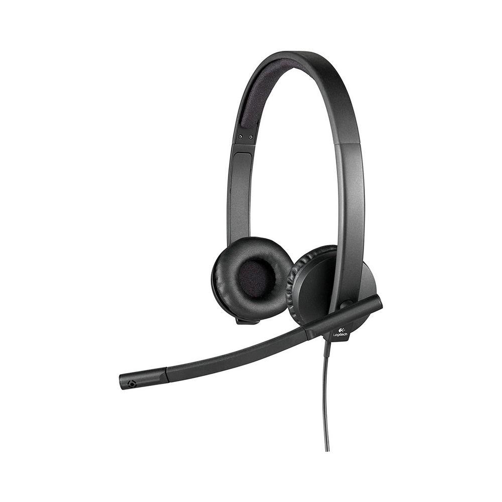Logitech H570e USB Headphone