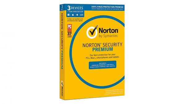 Norton Internet Security 3 Users (On Order)