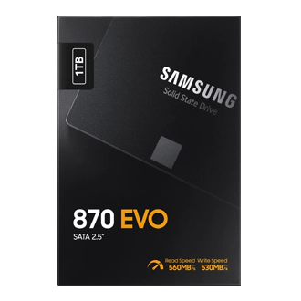 Samsung 1TB 870 EVO SATA SSD