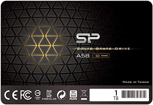 Silicon Power 1TB Ace A58 SSD