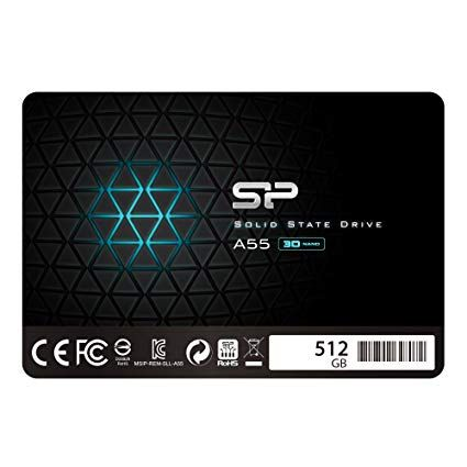 Silicon Power 512GB Ace A55 SSD